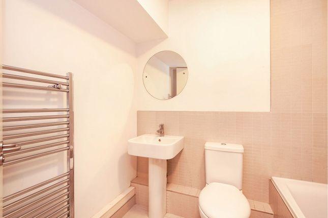 Bathroom of 22-25 Dean Street, Soho W1D