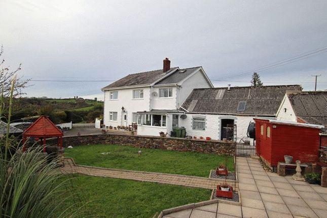 Thumbnail Detached house for sale in Abernant, Carmarthen