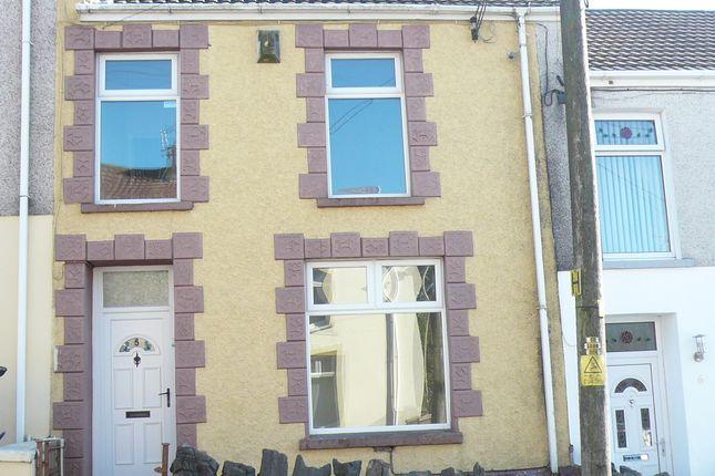 Thumbnail Terraced house for sale in Morlais Street, Dowlais, Merthyr Tydfil