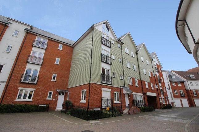 Thumbnail Flat to rent in Back Lane, Canterbury