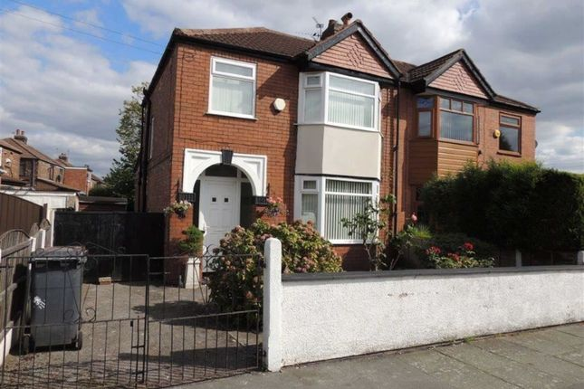 Thumbnail Semi-detached house for sale in Buxton Lane, Droylsden, Manchester