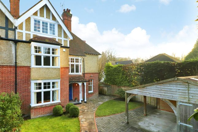 6 bed semi-detached house for sale in Mayfield Road, Tunbridge Wells, Kent TN4