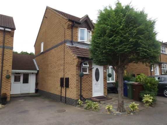 Thumbnail Link-detached house for sale in Chafford Hundred, Grays, Essex