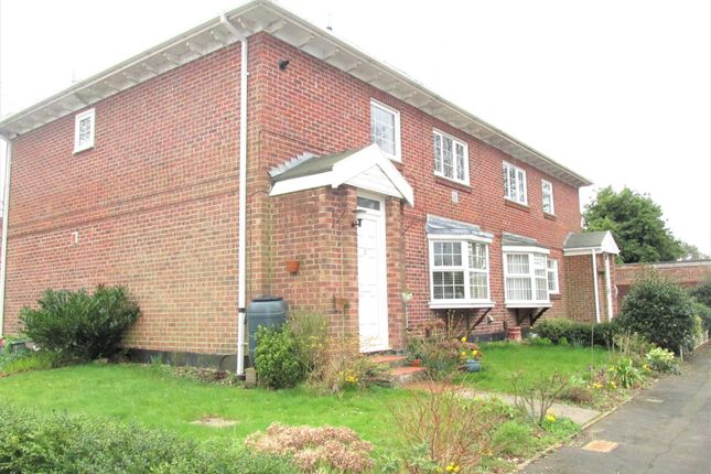 Thumbnail Maisonette to rent in Balaclava Road, Southampton