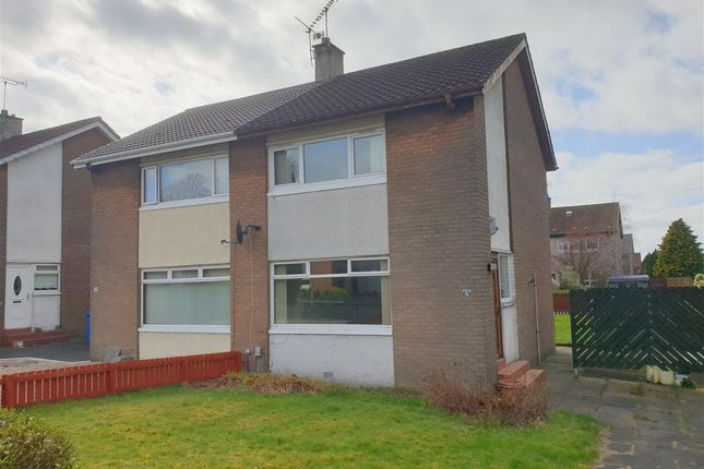 Thumbnail Semi-detached house to rent in Shieldaig Road, Glasgow