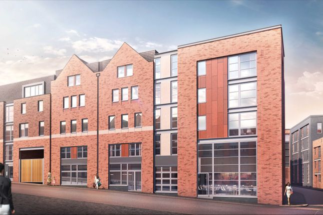 Thumbnail Flat for sale in Tenby House, St George's Urban Village, Carver Street, Jewellery Quarter