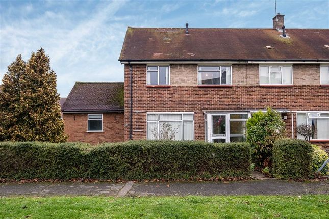 Thumbnail End terrace house for sale in Moorfield Road, Cowley, Middlesex