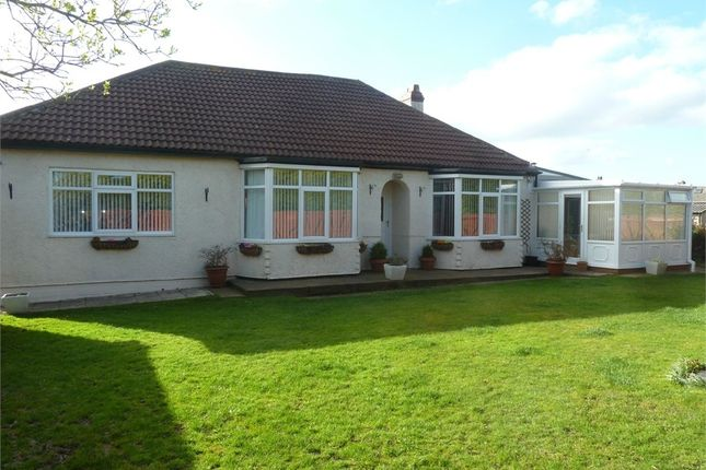 Thumbnail Detached bungalow for sale in Old Ferneybeds Road, Widdrington, Morpeth, Northumberland
