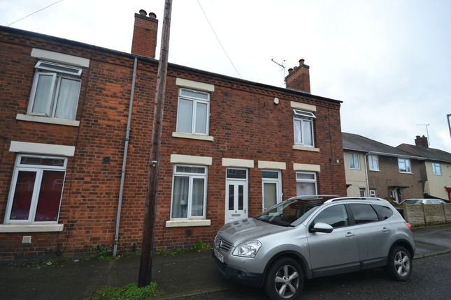 Thumbnail Terraced house to rent in Thornton Street, Sutton-In-Ashfield