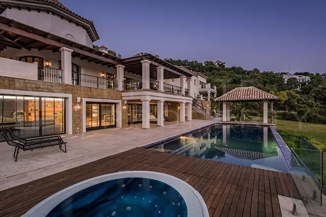 Thumbnail Villa for sale in La Zagaleta, Benahavís, Málaga, Spain