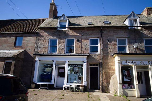 Thumbnail Flat to rent in Main Street, Tweedmouth, Berwick-Upon-Tweed