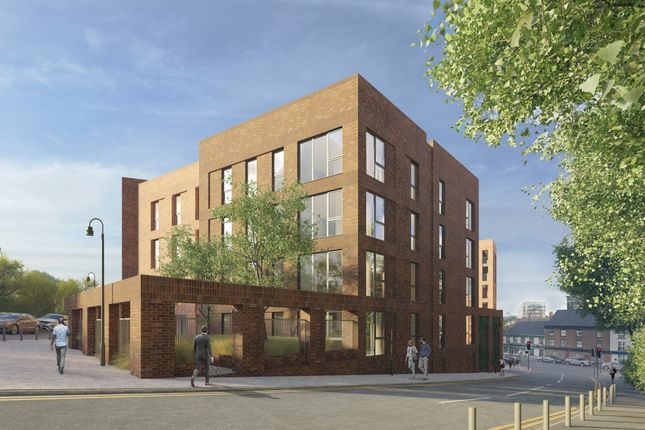 Thumbnail Flat for sale in Great Central, Kellham Island, Sheffield
