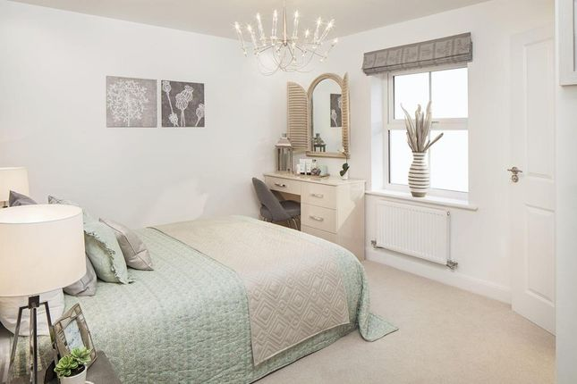 "Bedroom of ""Hadley"" at Spring Grove Gardens, Wharncliffe Side, Sheffield S35"