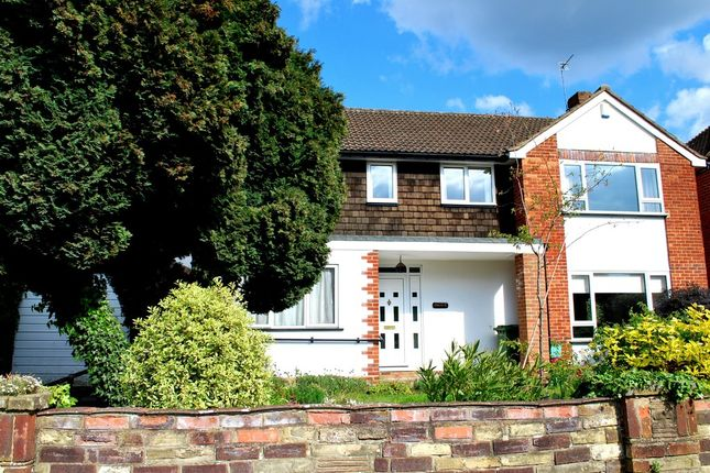 Thumbnail Detached house to rent in Meadway, Beckenham