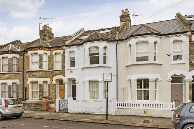 Exterior of Candahar Road, London SW11