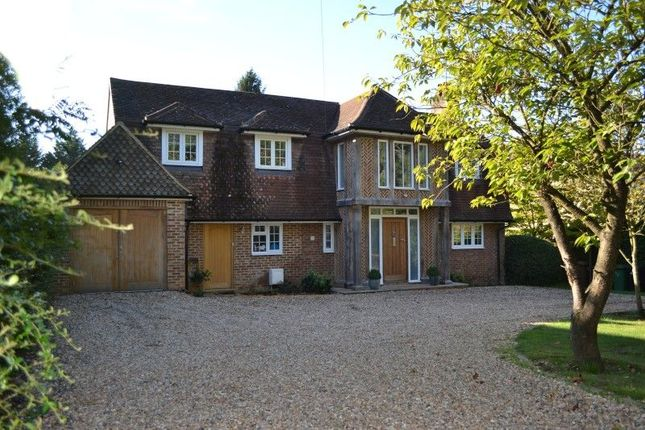 Thumbnail Detached house for sale in Pilgrims Way, Guildford