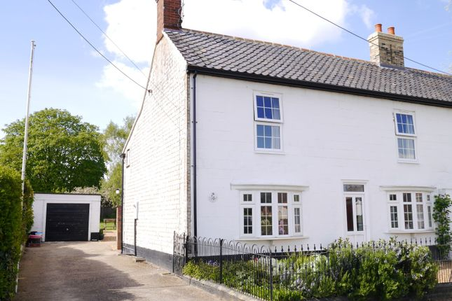 Thumbnail Cottage for sale in Methwold Road, Northwold