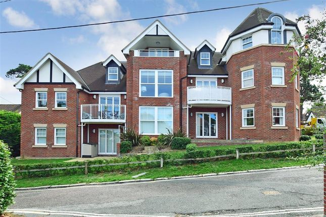 Thumbnail Flat for sale in Heatherwood Park Road, Totland Bay, Isle Of Wight