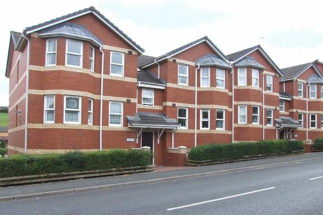 Thumbnail Flat to rent in Oakridge Court, Wellington Road, Llandrindod Wells