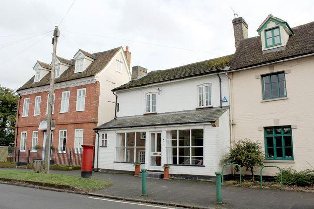 Thumbnail Semi-detached house for sale in High Street, Ashwell, Baldock
