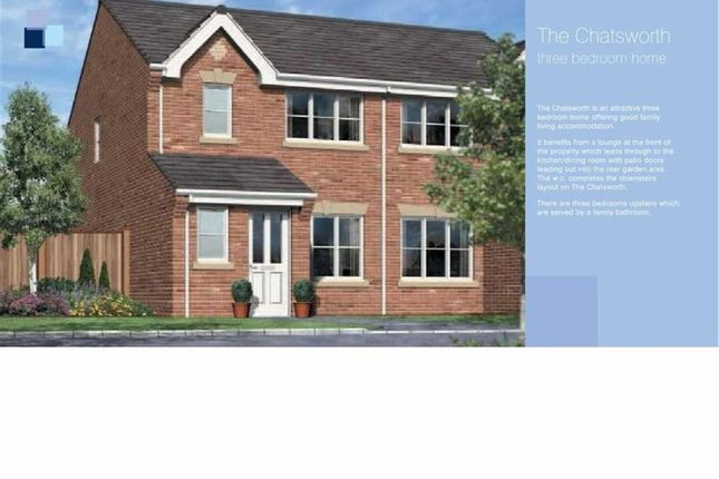 3 bed semi-detached house for sale in Swanlow Fields, Winsford, Cheshire