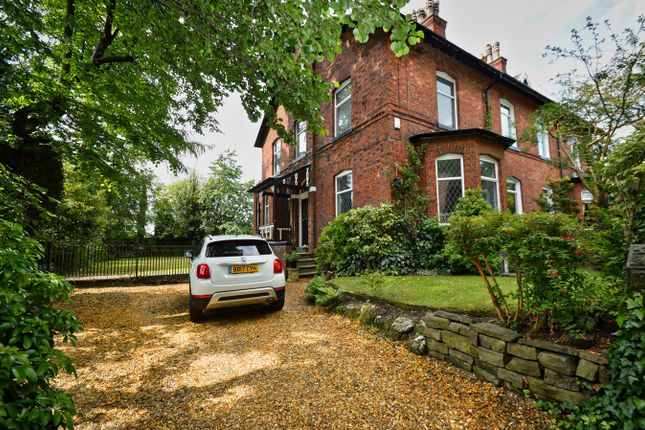 Thumbnail Semi-detached house for sale in Guest Road, Prestwich, Manchester