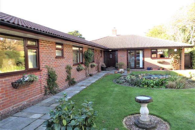 4 bed bungalow for sale in Becton Lane, Barton On Sea, New Milton