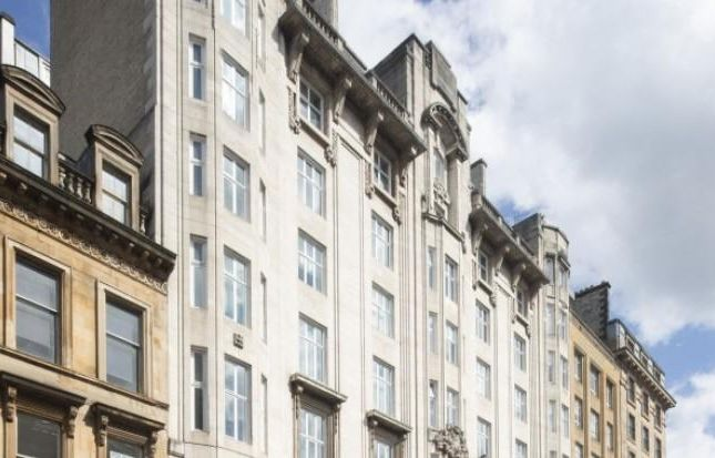 Office to let in St. Vincent Street, Glasgow