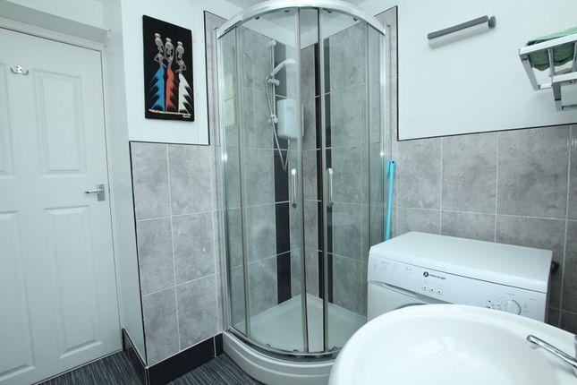 Shower Room of Banbury Grove, Biddulph, Stoke-On-Trent ST8