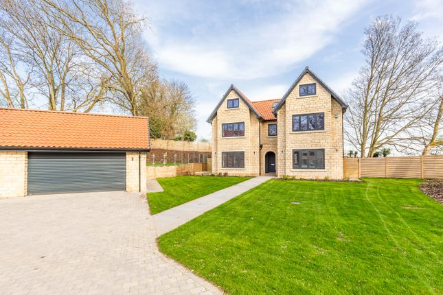 Thumbnail Detached house for sale in Poachers Retreat, Maplewood Place, Abbes Walk, Burghwallis, Doncaster