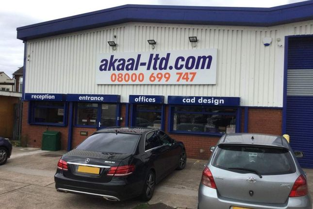 Thumbnail Light industrial for sale in Popes Lane, Oldbury