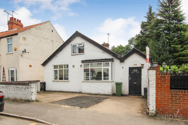 Thumbnail Bungalow for sale in Moorfield Road, Uxbridge