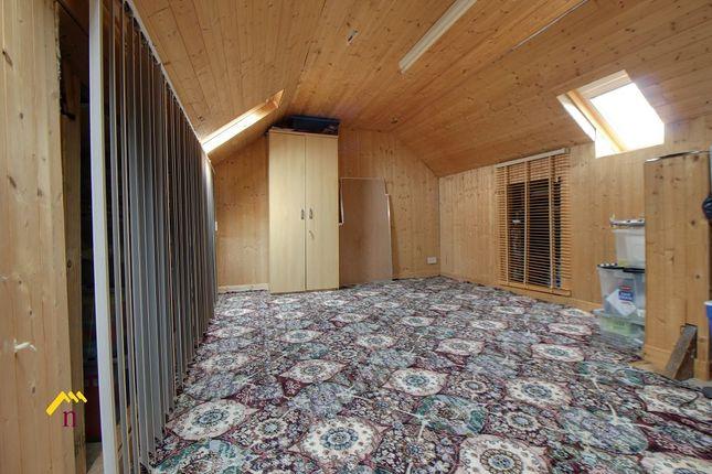 Loft Room of Albert Villas, Coulman Street DN8