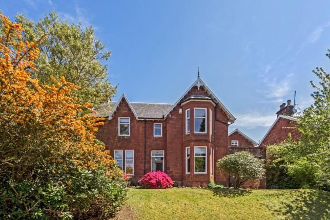 Thumbnail Detached house for sale in Seton Terrace, Skelmorlie, North Ayrshire, Scotland