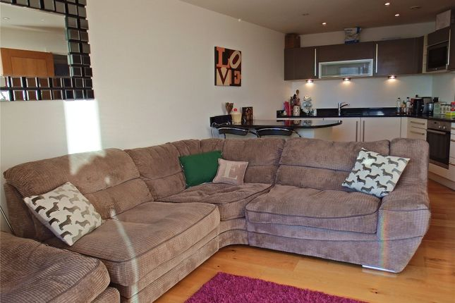 Thumbnail Flat for sale in Candle House, 1 Wharf Approach, Leeds, West Yorkshire