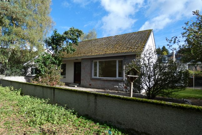 Thumbnail Bungalow for sale in Lynwood, High Street, Grantown On Spey