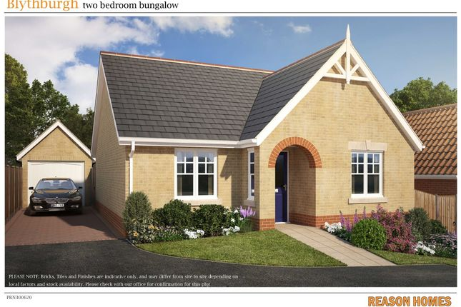 2 bed detached bungalow for sale in King Street, Wimblington, March PE15