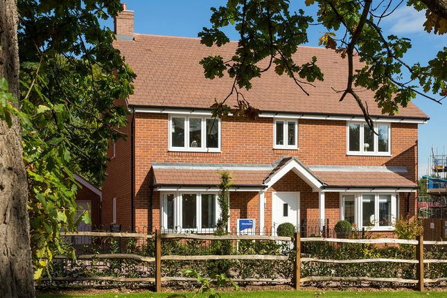 "Thumbnail Detached house for sale in ""The Winchester"" at Bridge Road, Bursledon, Southampton"