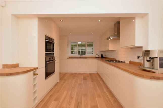 Thumbnail Detached house for sale in Parbrook, Billingshurst, West Sussex