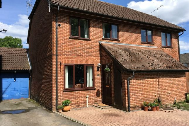 Thumbnail Semi-detached house for sale in Lakeside Gardens, Farnborough, Hampshire