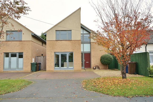 Thumbnail Detached house to rent in Exeter Road, Kidlington, Oxon