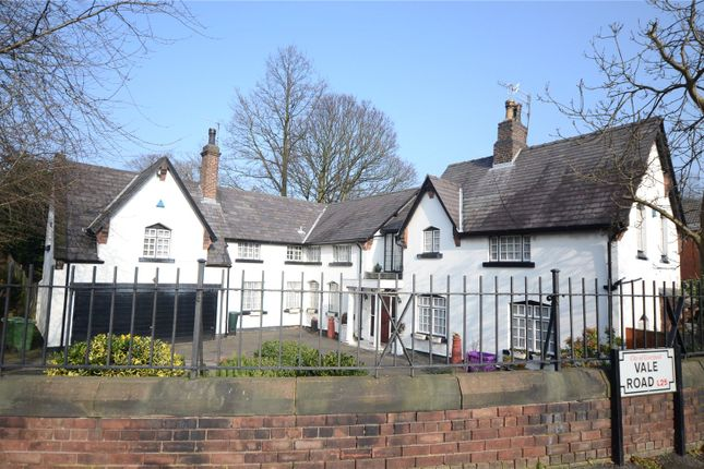 Thumbnail Flat for sale in Woolton Vale Cottages, Vale Road, Woolton