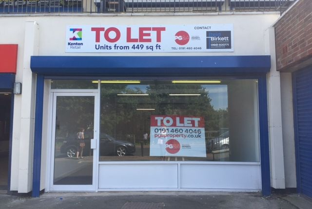 Thumbnail Retail premises to let in Kirkwood Avenue, Newcastle Upon Tyne