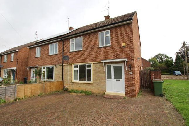 Thumbnail Semi-detached house to rent in Paston Ridings, Peterborough