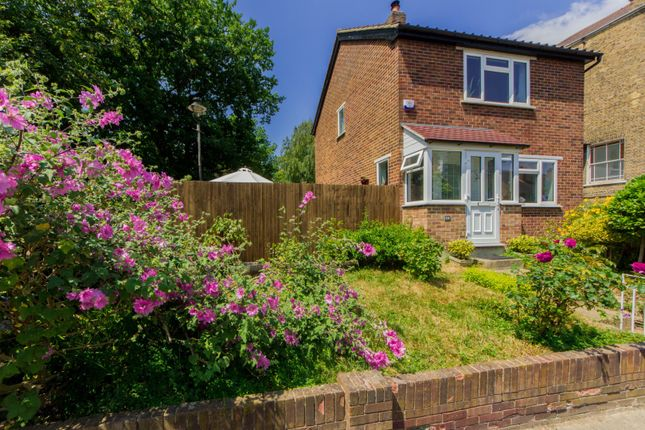 Thumbnail Link-detached house for sale in Tudor Road, London