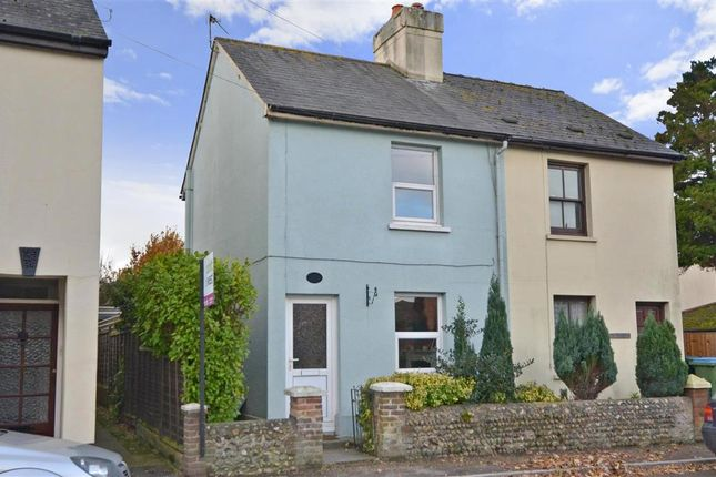2 bed semi-detached house for sale in Yapton Road, Barnham, West Sussex