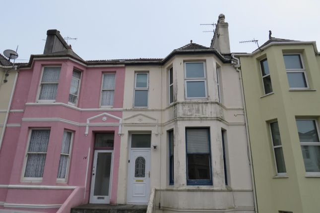 Thumbnail Property to rent in Tavy Place, Mutley, Plymouth
