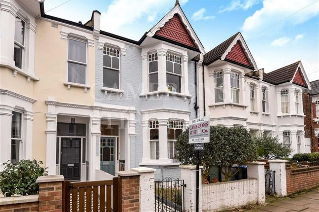 Thumbnail Terraced house for sale in Creighton Road, Queens Park, London