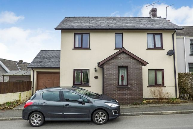 Thumbnail Detached house for sale in Honeyborough Road, Neyland, Milford Haven, Pembrokeshire