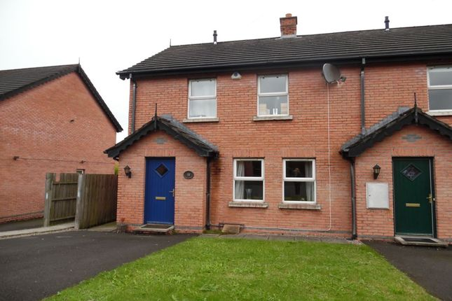 Thumbnail Terraced house to rent in Elmwood Cottages, Newtownabbey